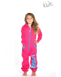"""Candy pink - Kids - Lazzzy® - """"Grenouillère"""""""