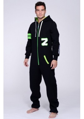 Acid green - Fashion - Lazzzy® Onesie survêtement premium