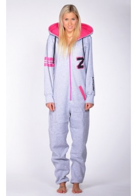 Pink - Fashion - Lazzzy® Onesie survêtement premium