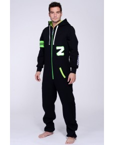 Acid green - FASHION Lazzzy® onesie premium