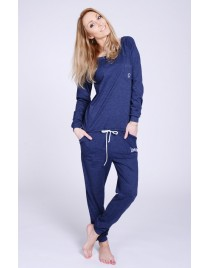 Lazzzy ® SUMMY jeans blue / white