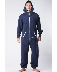 Denim blue - ORIGINAL Lazzzy® onesie premium