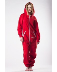 Chilli red - ORIGINAL Lazzzy® onesie premium
